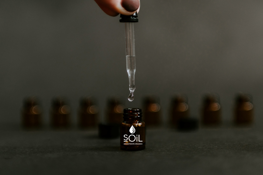 uleiuri esentiale organice